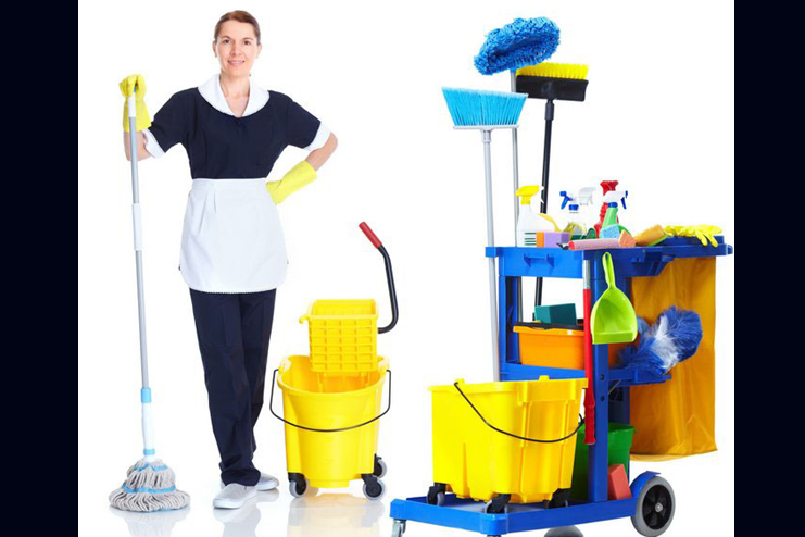 Custodial jobs