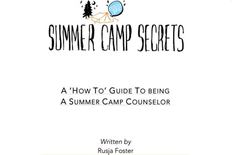 being a camp counselor essay Top 3 reasons to be a camp counselor by ca admin on 15/03/2016 it's easy to think about being a camp counselor as simply what you do — or what you have to do.