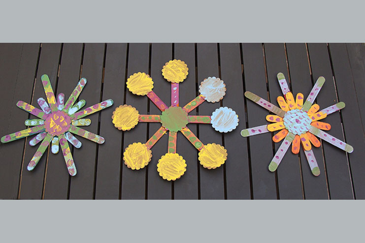 Summer Camp Arts And Crafts For Kids
