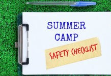 kids safe at summer camp