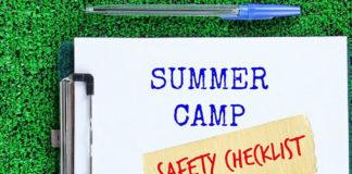 kids safe at summer camp