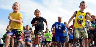 Weight loss summer camp