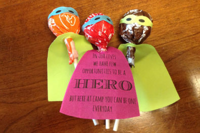 Thank You Gifts For Summer Camp Counselors