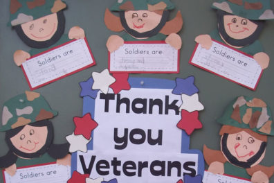 Meaningful Ways To Celebrate Veterans Day With Kids